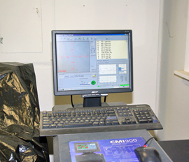 X-Ray Fluorescence coating thickness testing